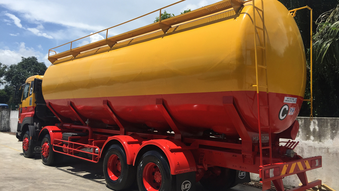 Commercial Tanker – Hargon Engineering Sdn Bhd